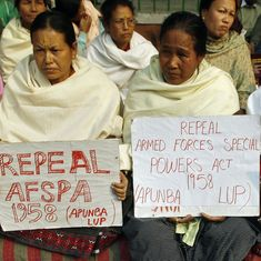 Assam government extends AFSPA in the state for six months