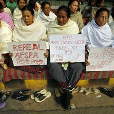 'Major setback:' Activists tense after Centre asks top court to recall verdict on AFSPA in Manipur