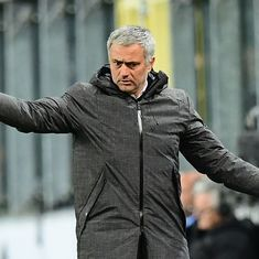 Manchester United defenders should be upset with attackers for Anderlecht draw, says Jose Mourinho