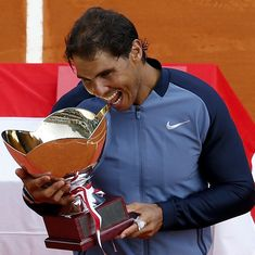 Monte Carlo Masters draw: Rafael Nadal, chasing record 10th title, drawn in same half as Djokovic
