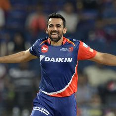 Anil Kumble asks BCCI to appoint Zaheer Khan as bowling coach: Report