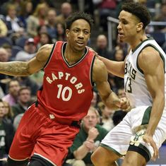 Preview: Can the Toronto Raptors hold off the Milwaukee Bucks in the 2017 NBA Playoffs?