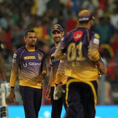 Sunil Narine may not be taking many wickets, but he remains an undisputed match-winner for KKR