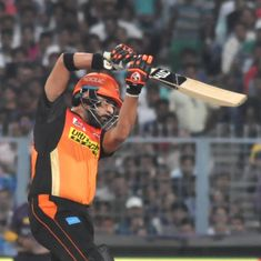 IPL 10: The gaping hole in Sunrisers Hyderabad's middle order could cost them title defence