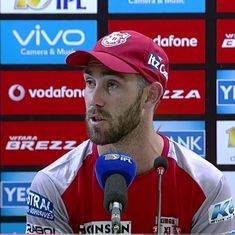 'That's a shocking question': Glenn Maxwell calls out journalist who doubted his skill against spin