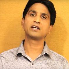 Kumar Vishwas conspired to topple Delhi government, alleges AAP leader