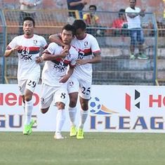 East Bengal out of the title race as DSK win at the Barasat Stadium