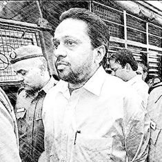 How the 'tandoor murderer' Sushil Sharma spends his days in Tihar Jail