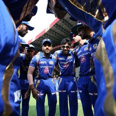 IPL 2017: Mumbai Indians look unstoppable. Put them in for a Qualifier seat right now