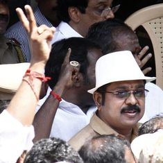 Tamil Nadu: Amid AIADMK merger rumours, TTV Dinakaran puts up a show of strength in Madurai