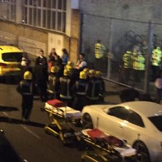 Twelve injured after man sprays acid inside London nightclub