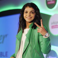 With a new defensive technique, Sakshi Malik is confident of winning gold at Commonwealth Games