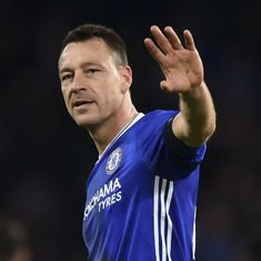 I look forward to the next chapter in my life: John Terry announces retirement from football