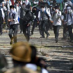 कश्मीर में पत्थरबाजों के खिलाफ सुरक्षा बलों को पूरी छूट सहित आज के अखबारों की प्रमुख सुर्खियां