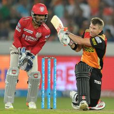 Preview: Kings XI Punjab hope to correct miserable home record against Sunrisers Hyderabad