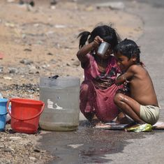 Hyderabad: City reels under severe heat, mercury rises to 10-year high of 43 degrees Celsius