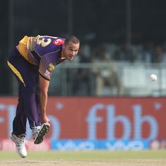 It was one of the hardest years of my life: KKR's Nathan Coulter-Nile on his injury spell