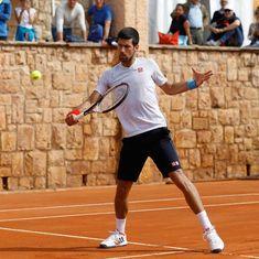 Monte Carlo: Novak Djokovic begins 2017 clay season with tough win over Gilles Simon