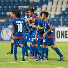 Bengaluru FC beat Abahani Dhaka 2-0 to register third successive win in AFC Cup