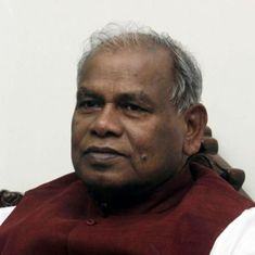 'When a mother kisses son, is it sex?' Jitan Ram Manjhi defends Azam Khan's sexist remarks