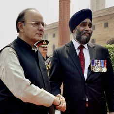 Ontario resolution calling 1984 riots genocide is an exaggeration: Arun Jaitley to Canadian minister