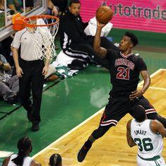 NBA Playoffs: Chicago Bulls upset Boston Celtics yet again to take 2-0 lead
