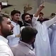Pakistan: Mob involved in university student's lynching celebrates his death in video