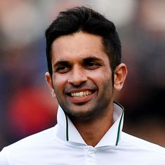 Spinner Keshav Maharaj included in South Africa's Champions Trophy squad, Dale Steyn left out