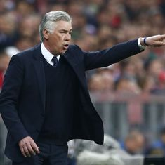 'James Rodriguez not here to replace Muller,' says Bayern Munich coach Carlo Ancelotti