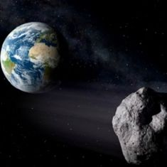 An asteroid strike on Earth is very likely, say experts