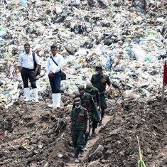 Sri Lanka concludes its search for survivors in garbage dump collapse