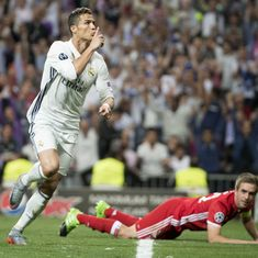 The only thing I ask is don't boo me at Bernabeu: Ronaldo after rescuing Real Madrid once again