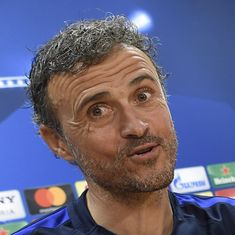 Enrique hopeful of 'another special evening' as Barca look to overturn 3-0 deficit against Juventus