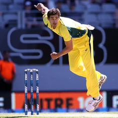 Mitchell Starc rested as Australia confirm tour of Bangladesh in August 2017