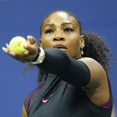 Serena Williams's maternity break leaves women's tennis with a lot to look forward to