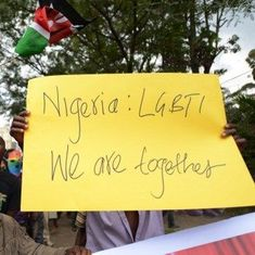 Nigerian officials charge 53 people for conspiring to celebrate a gay wedding
