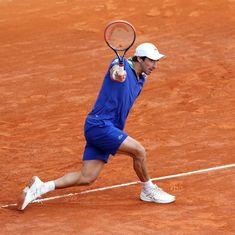 Monte Carlo Masters: Former champion Stan Wawrinka stunned by 16th seed Pablo Cuevas
