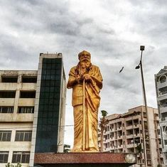 Statues vandalised: Tamil Nadu BJP expels party worker arrested for damaging Periyar's bust