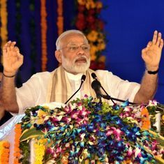 पहले लोगों के लिए सरकार ही सब कुछ थी, लेकिन अब उनके पास विकल्प है : नरेंद्र मोदी