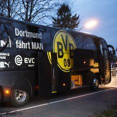 Borussia Dortmund bus attacker hoped to profit from a subsequent drop in the club's share price
