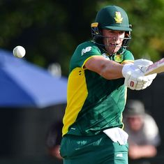 As AB de Villiers bids adieu to international cricket, a look back at his best ODI knocks