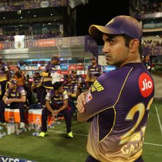 Going by their past seasons, Kolkata Knight Riders can't sit easy on their good start to IPL 10