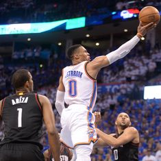 NBA Playoffs: Oklahoma City Thunder, Boston Celtics earn crucial wins, LA Clippers stun Utah Jazz