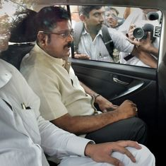 AIADMK's TTV Dinakaran arrested for attempting to bribe Election Commission official