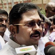 TTV Dinakaran grilled for 11 hours on second day of EC bribery investigation