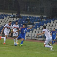 I-League: Bengaluru FC pump seven past DSK Shivajians, Churchill Brothers pummel Chennai City 6-1