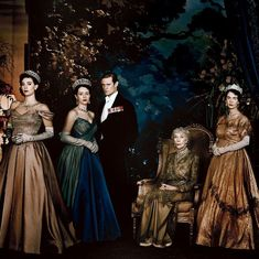 How you look at costumes in TV period dramas depends on whether you're a pedant or a swooner