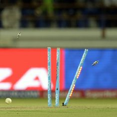 Cricket: China bowled out for 28 in World League qualifier