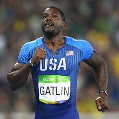 Justin Gatlin trumps Andre de Grasse as USA strike gold at IAAF World Relays