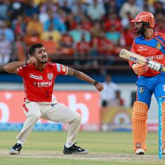 IPL 2017, GL vs KXIP: Hashim Amla magic carries Glenn Maxwell's men to another victory